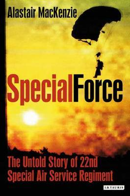 Special Force by Alastair MacKenzie image