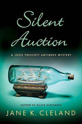 Silent Auction by Jane K Cleland image