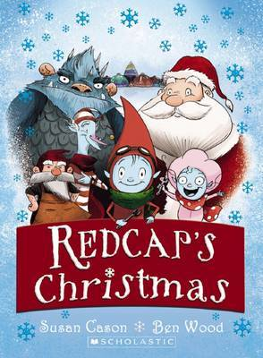 Redcap's Christmas by Sue Cason