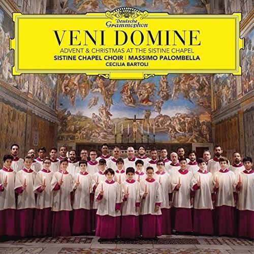 Veni Domine (Advent & Christmas at the Sistine) by Sistine Chapel Choir