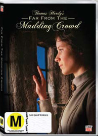 Far from the Madding Crowd on DVD