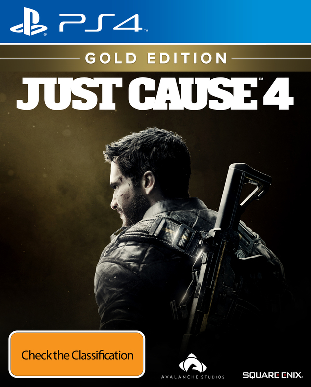 Just Cause 4 Gold Edition for PS4