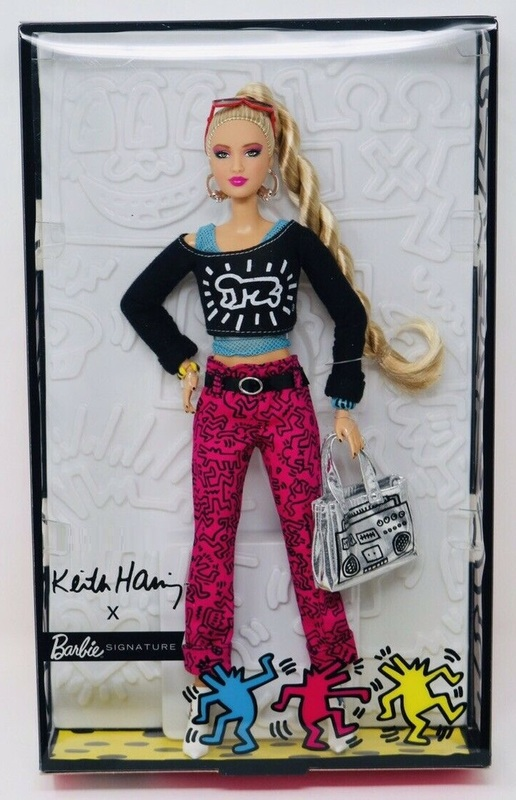 Barbie: Styled by Keith Haring - Fashion Doll