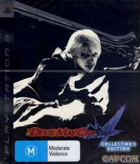 Devil May Cry 4: Collector's Edition for PS3 image