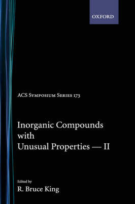 Inorganic Compounds with Unusual Properties II image
