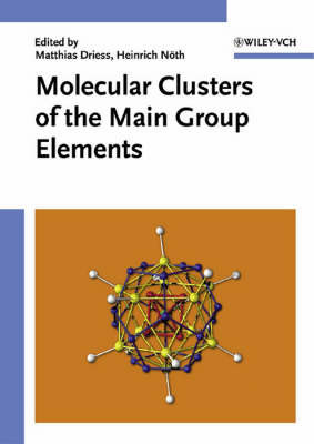 Molecular Clusters of the Main Group Elements image