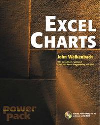 Excel Charts by John Walkenbach