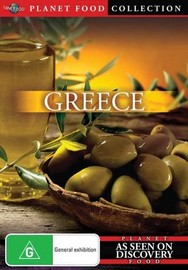 Planet Food: Greece on DVD