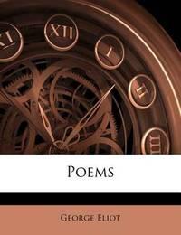 Poems Volume 2 by George Eliot