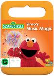 Sesame Street: Elmo's Music Magic on DVD