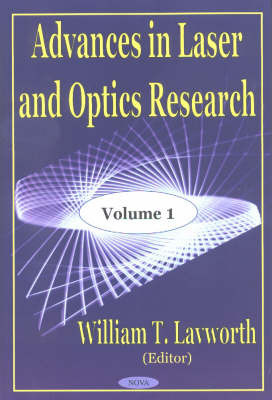Advances in Laser and Optics Research: v. 1