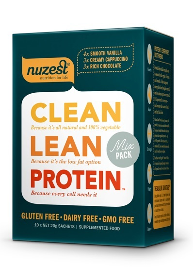 Clean Lean Protein - 10x20g Sachets (Mixed Flavours) image