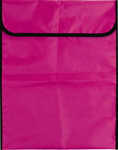Warwick Homework Bag XL (Hot Pink Fluro)