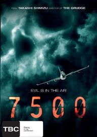 7500 on DVD