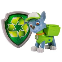 Paw Patrol Actionpack Pup Badge - Rocky