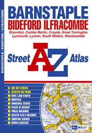 Barnstaple Street Atlas