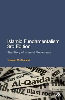 Islamic Fundamentalism by Youssef M Choueiri image