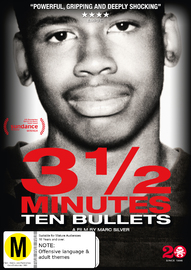 3 1/2 Minutes, 10 Bullets on DVD