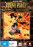 One Piece (uncut) - Collection 40 (eps 481 - 491) on DVD