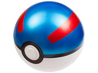 Pokemon: Moncolle Replica Pokeball - (Great Ball)