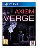 Axiom Verge for PS4