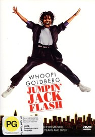 Jumpin' Jack Flash on DVD image