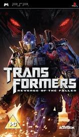 Transformers: Revenge of the Fallen for PSP image