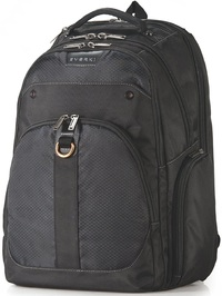 "13"" - 17"" Everki Checkpoint Friendly Laptop Backpack"