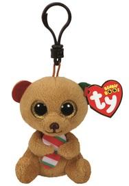 Ty Beanie Boos: Bella Bear - Clip On Plush