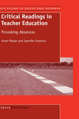 Critical Readings in Teacher Education image