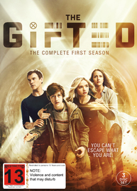 Marvel's The Gifted: Season 1 on DVD