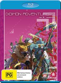 Digimon Adventure Tri. Part 5 - Coexistence on Blu-ray