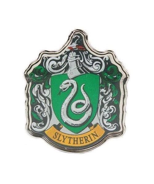 Harry Potter - Slytherin Enamel Badge image