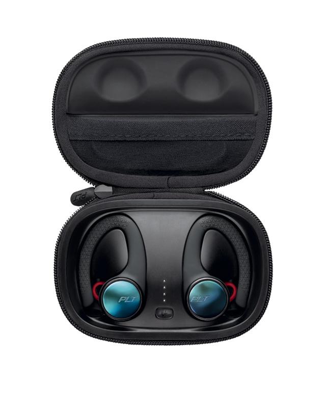 Plantronics: BackBeat Fit 3100 Wireless Sports Earphones - Black image