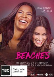 Beaches on DVD