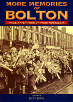 More Memories of Bolton by Peter Thomas image