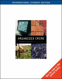 Organized Crime by Howard Abadinsky image