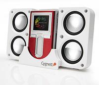 Cygnett GROOVE CUBE - MP3 PORTABLE SPEAKERS image