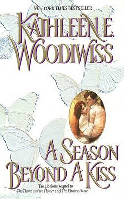 A Season Beyond a Kiss by Kathleen E Woodiwiss image