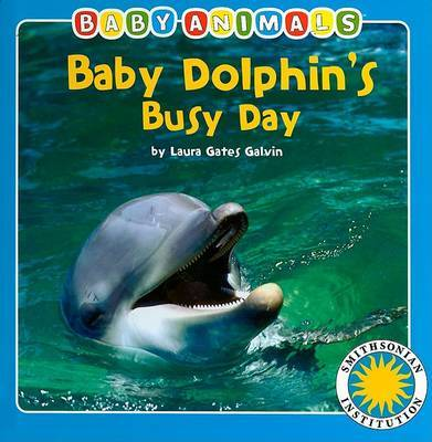 Baby Dolphin's Busy Day by Laura Gates Galvin image