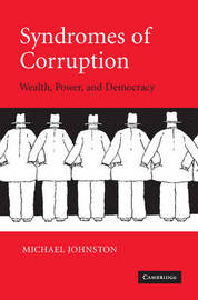 Syndromes of Corruption by Michael Johnston