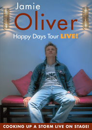 Jamie's Happy Days Live on DVD