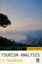 Tourism Analysis by S.L.J. Smith image