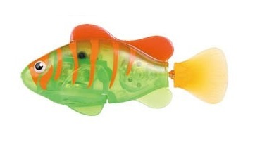Zuru robo fish led glower toy at mighty ape australia for Zuru robo fish
