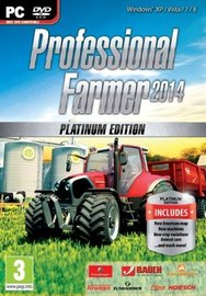 Professional Farmer 2014 Platinum Edition for PC Games