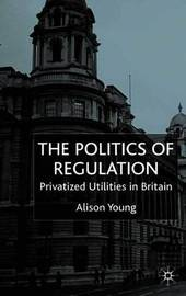 The Politics of Regulation by Alison Young image