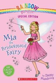 Mia the Bridesmaid Fairy by Daisy Meadows image