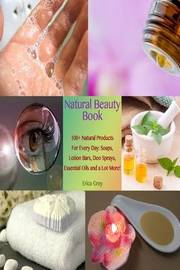 Natural Beauty Book by Erica Grey image