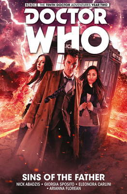 Doctor Who: The Tenth Doctor: Volume 6 by Nick Abadzis
