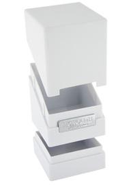 Ultimate Guard: 100+ Monolith Deck Case (White)